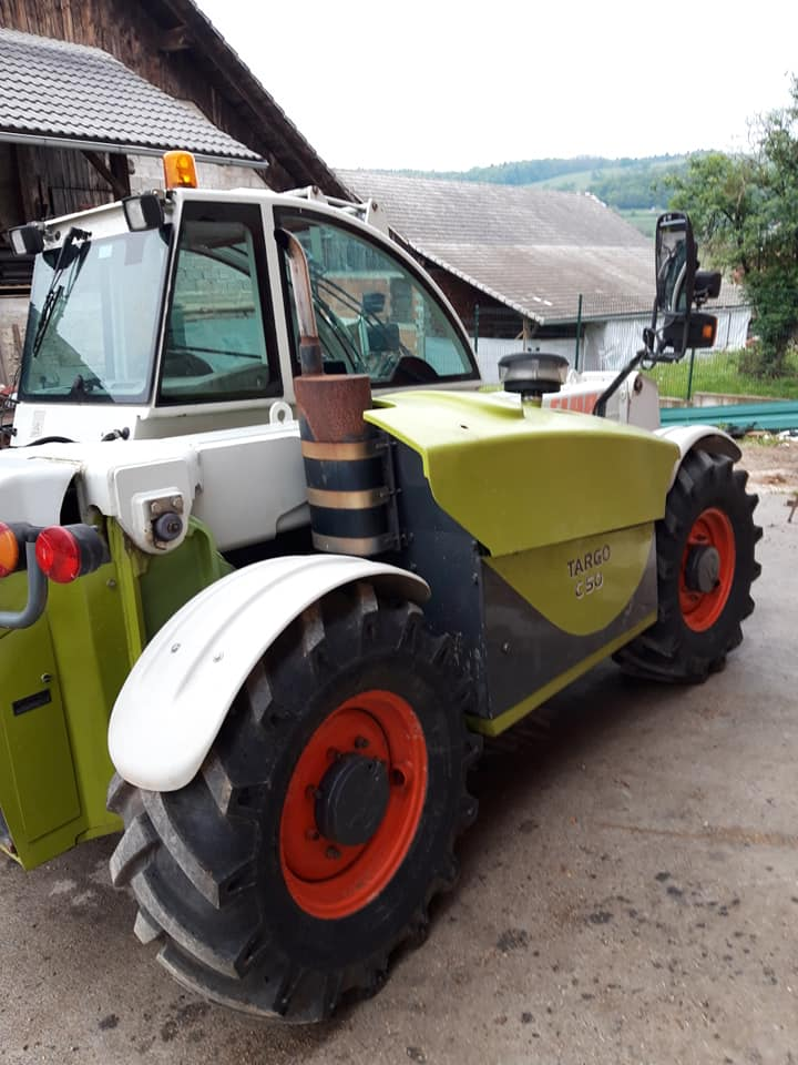 TELESKOPER Claas C50 (CAT)